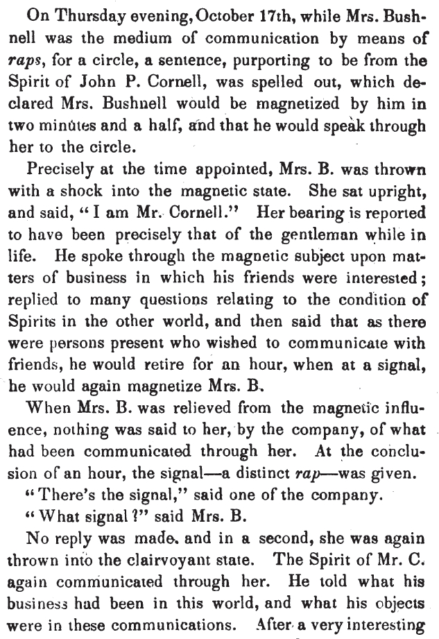 Notes For A Historyrt Seven Magnetism Mesmerism Odic Force